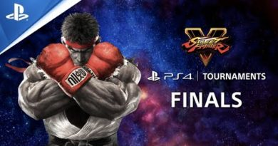 Street Fighter V Monthly Finals NA : PS4 Tournaments Open Series