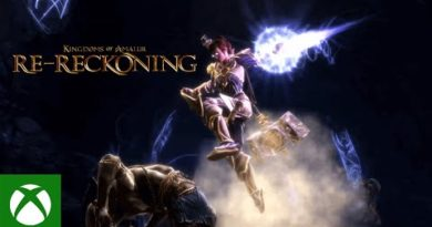 Kingdoms of Amalur: Re-Reckoning - Choose Your Destiny: Sorcery