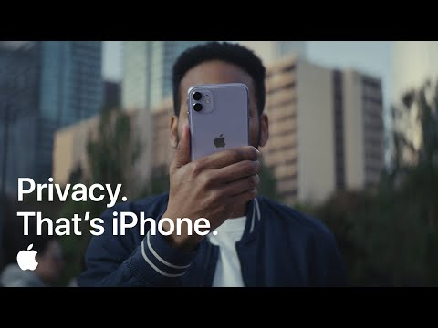 Privacy. That's iPhone. – Over Sharing
