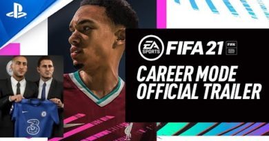 FIFA 21 -  Official Career Mode Trailer   PS4