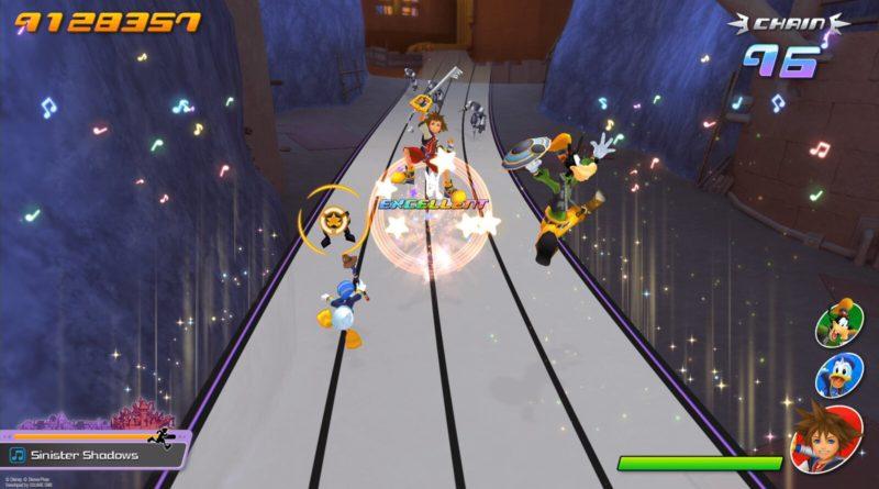 Kingdom Hearts: Melody of Memory demo lands tomorrow
