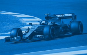 Episode 8 – The Data Driving F1 Auto Racing