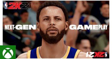NBA 2K21: Next-Gen Gameplay Reveal