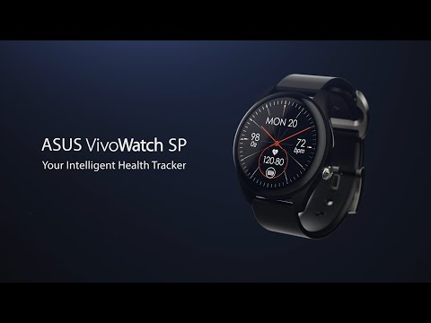 ASUS VivoWatch SP Health Tracker | Features overview