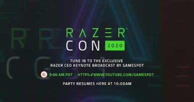 RazerCon 2020 | A Digital Celebration For Gamers. By Gamers.
