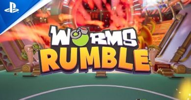 Worms Rumble - Release Date and Open Beta Announcement   PS4