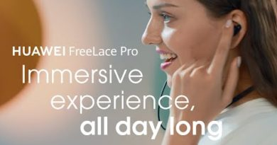 HUAWEI FreeLace Pro - Immersive experience, all day long