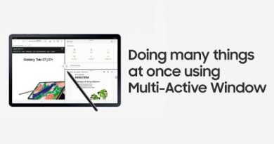 Galaxy Tab S7 | S7+: Doing many things at once using Multi-Active Window | Samsung