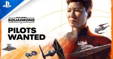 Star Wars: Squadrons – Pilots Wanted Trailer - PS4, PS VR