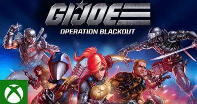 G.I. Joe: Operation Blackout Launch Trailer