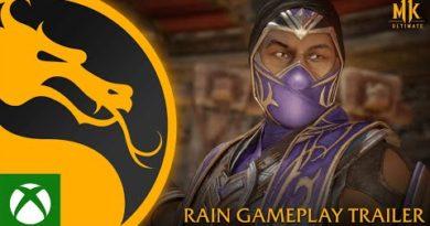 Mortal Kombat 11 Ultimate | Official Rain Gameplay Trailer