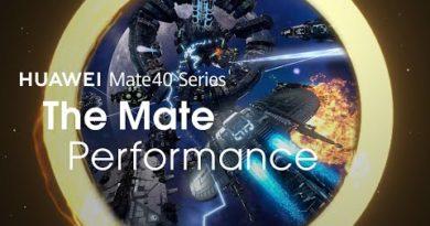 HUAWEI Mate 40 Series - Mate Performance