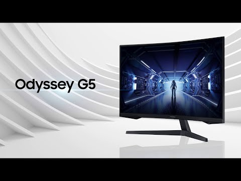 Odyssey G5: The Winning Setup   Samsung
