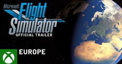 Microsoft Flight Simulator – Europe – Around the World Tour