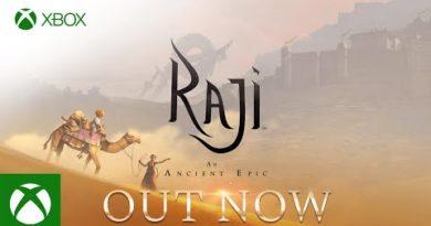 Raji: An Ancient Epic - Launch Trailer