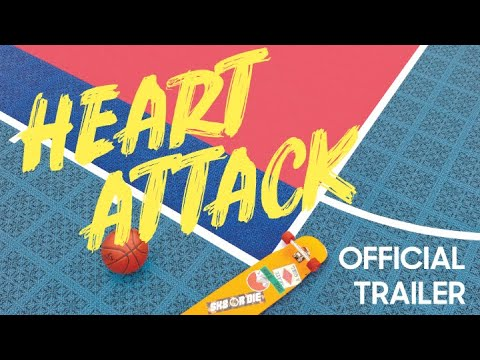 Heart Attack Trailer: Filmed #withGalaxy | Samsung