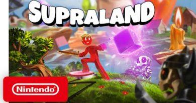 Supraland - Announcement Trailer - Nintendo Switch