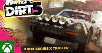 DIRT 5 | Xbox Series X Trailer