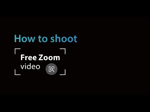 How to shoot Free Zoom on ZenFone 7 Series | ASUS