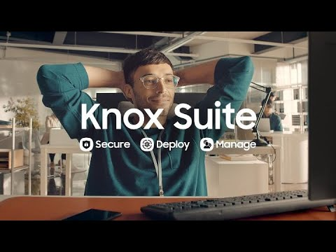 Samsung Knox Suite: All-in-one solution built for Enterprise Mobility | Samsung