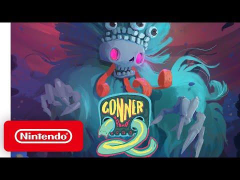 GONNER2 - Launch Trailer - Nintendo Switch