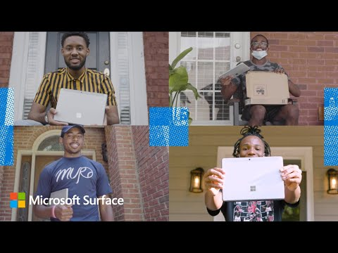Rising to the challenge: training 500 Morehouse College students with Surface Go 2