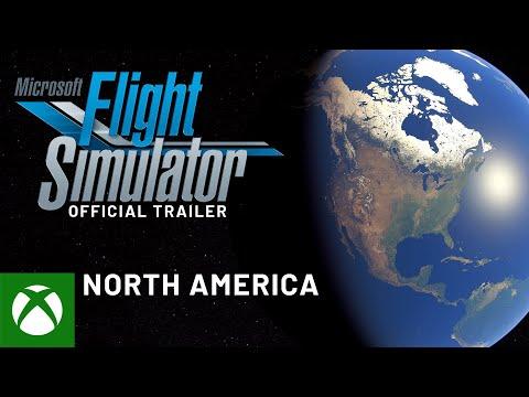 Microsoft Flight Simulator – North America – Around the World Tour