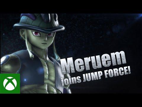 JUMP FORCE - Meruem and Hiei Launch Trailer