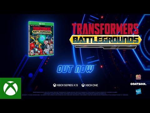 TRANSFORMERS: BATTLEGROUNDS | Launch Trailer