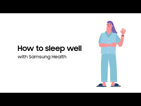 Samsung Health: Using your Galaxy Watch3 to get better sleep | Samsung