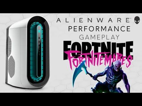 Alienware Aurora R11: Fortnite - Season 4 Gameplay Performance