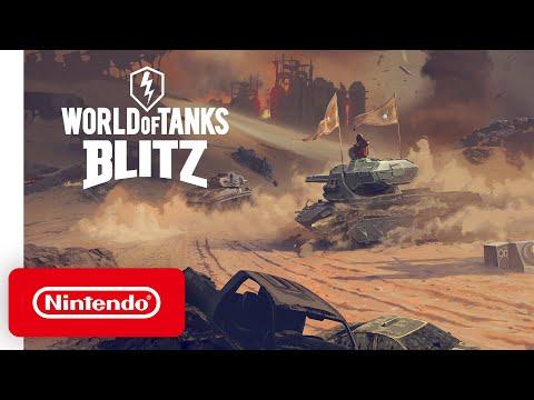 World of Tanks Blitz - The Way of the Raider Event - Nintendo Switch