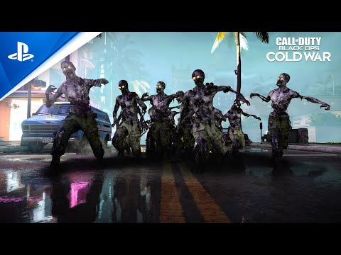 Call of Duty: Black Ops Cold War – Zombies Onslaught | PS4, PS5