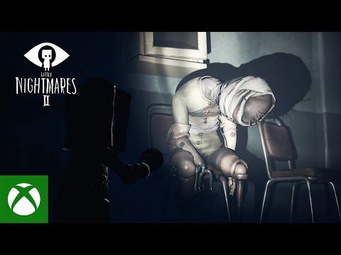 Little Nightmares II - Halloween Trailer
