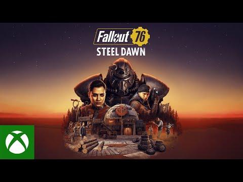 """Fallout 76: Steel Dawn - """"Recruitment"""" Teaser"""