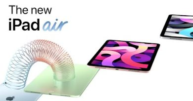 iPad Air — Boiiing