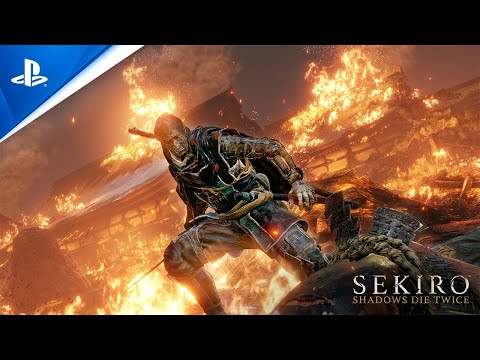 Sekiro: Shadows Die Twice - Game of the Year Edition Trailer | PS4