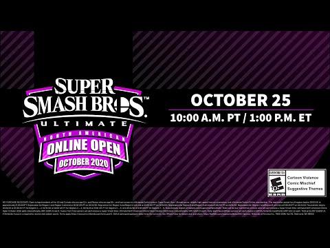 Super Smash Bros. Ultimate North American Online Open October 2020 Finals