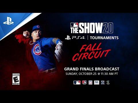 MLB The Show 20 : Fall Circuit Grand Finals : PS4 Tournaments