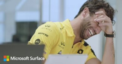 Technology drives Renault DP World F1® Team beyond the track