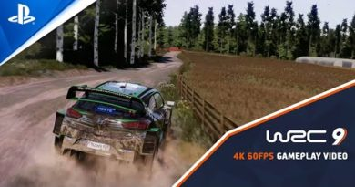 WRC 9 - Gameplay Video   PS5