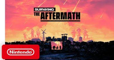 Surviving the Aftermath - Nintendo Direct Mini: Partner Showcase | October 2020