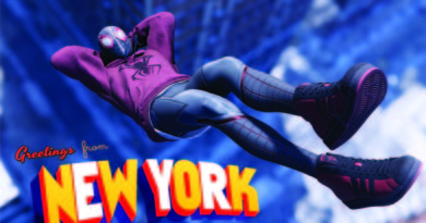 Be a Superstar Super-Hero in Marvel's Spider-Man: Miles Morales
