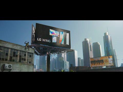 LG WING X SONGBIRD: Official Trailer