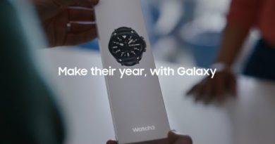 Make their year, with Galaxy Watch3 | Samsung