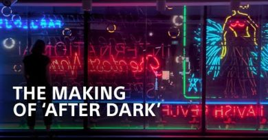 The Making of 'After Dark'