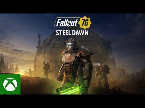 "Fallout 76: Steel Dawn – ""Rahmani, Shin, and Valdez"" Reveal Trailer"