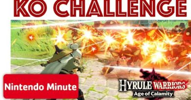 Hyrule Warriors: Age of Calamity K.O. CHALLENGE!