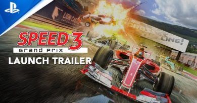 Speed 3: Grand Prix - Launch Trailer | PS4