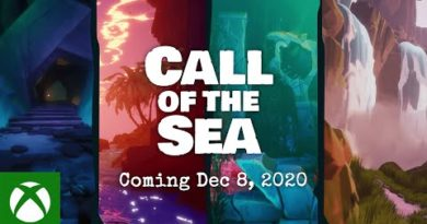Call of the Sea - Release Date Announcement Trailer